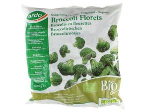 Ardo Broccoli Florets 600g
