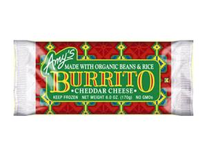 Amys Bean & Cheese Burrito 170g