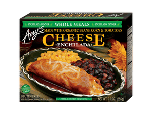 Amys Whole Meal Cheese Enchilada 255g