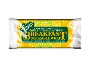 Amys Breakfast Scramble Wrap 156g