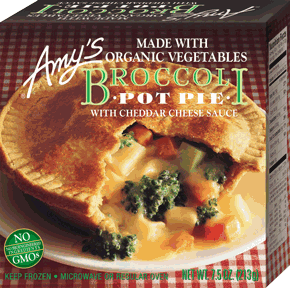 Amys Broccoli Pot Pie 213g