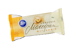 Lubs Honey Marzipan 40g