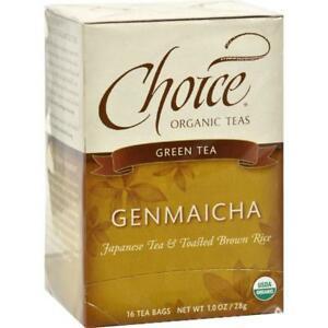 Choice Genmaicha Green Tea 28g