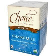 Choice Chamomile Herbal Tea 14g