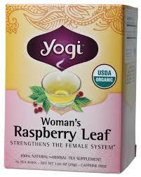 Yogi Raspberry Leaf Tea 29g