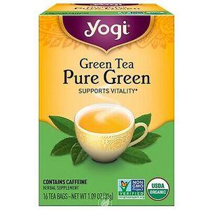 Yogi Pure Green Tea 31g