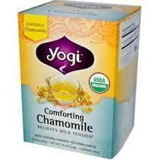 Yogi Chamomile Tea 24g
