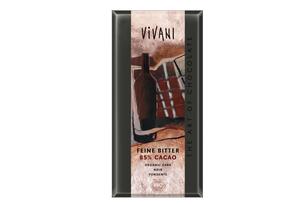 Vivani 85% Cocoa Dark Chocolate 80g