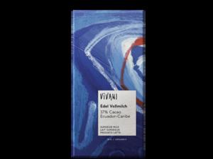 Vivani Ecuador Superior Milk Chocolate 100g