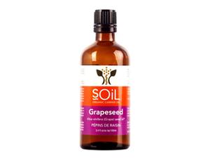 Soil Organic Grapeseed Oil 100ml