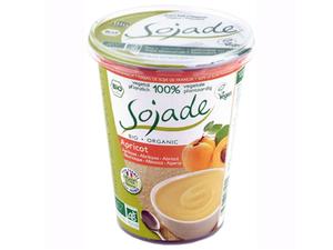 Sojade Soya Dessert Apricot 400g