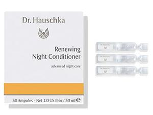 Dr Hauschka Renewing Night Conditioner 10x1ml