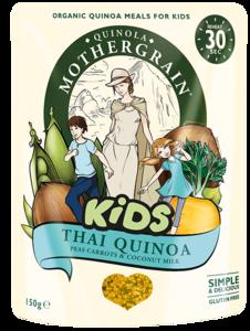 Quinola Mothergrain Kids Thai Quinoa 150g