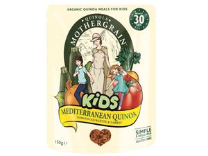 Quinola Mothergrain Mediterranean Quinoa 150g