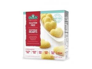Orgran Short Bread Hearts 150g