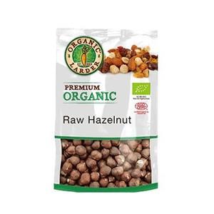 Organic Larder Raw Hazelnut 250g