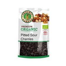 Organic Larder Dried Sour Cherry 175g