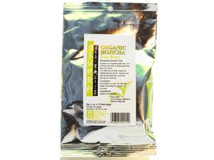 Muso Hojicha Green Tea Bags We 20g