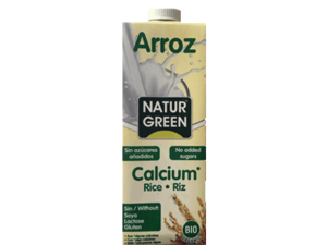 Naturgreen Rice Drink With Calcium 1L