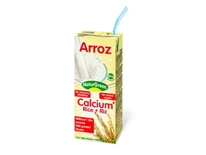 Naturgreen Rice Drink With Calcium 200ml