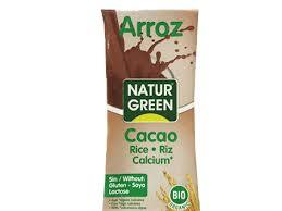 Naturgreen Rice Drink With Calcium & Cocoa 200ml
