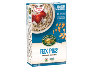 Natures Path Hot Oatmeal Flax Plus 400g