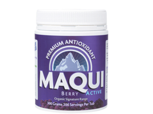 Maqui Berry Active Powder 300g