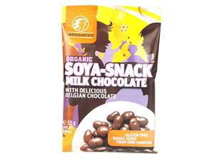 Landgarten Soy-Snack Milk Chocolate 55g