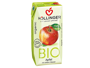 Hollinger Apple Juice 3x200ml