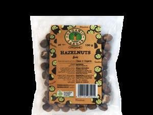 Organic Larder Hazelnuts 150g