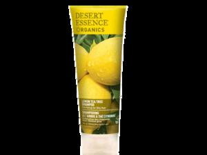 Dessert Essence Lemon Tea Tree Shampoo 1pc