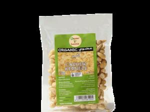 Organic Larder Cashew Nuts 150g