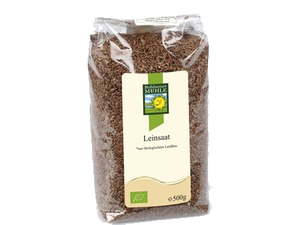 Bohlsener Muhle Flax Seed Brown 500g