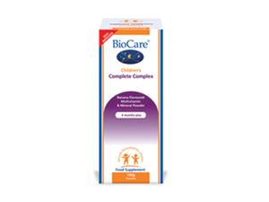 Biocare Childrens Complete Complex Multinutrient 1pc