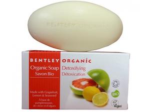 Bentley Detoxifying Soap With Grapefruit Lemon & Seaweed 150g