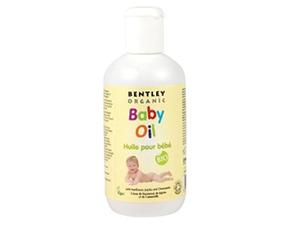 Bentley Baby Oil 250ml