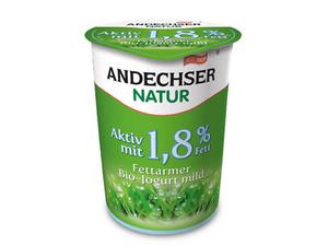 Andechser Low Fat Mild Yoghurt 1.8% 500g