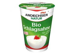 Andechser Fresh Whipped Cream 32% 200g