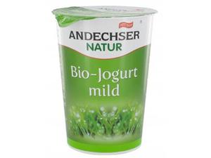Andechser Mild Organic Yoghurt 3.7% 150g