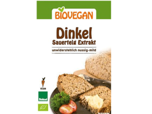 Biovegan Spelt Sourdough Extract 30g