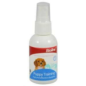 Bioline Puppy Training Spray 50ml