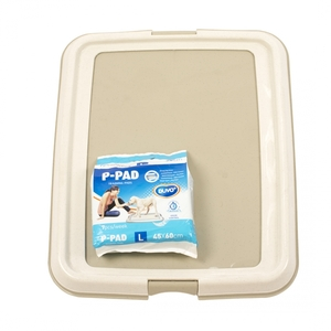 Duvo Pet Toilet With Large Pads 7x(65x55x4)cm