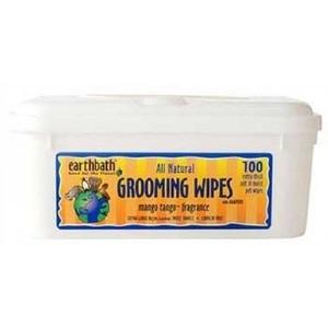 Earth Bath Wipes Hypoallergenic Fragrance Free 100pcs