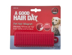 Mikki Mikki Pet Hair Magnet 1pc