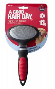 Mikki Hard Pin Slicker For Thick Or Dense Coats Large 1pc