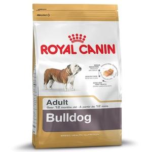 Royal Canin Bulldog Dry Food 12kg
