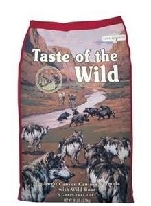 Taste Of The Wild Southwest Canyon Canine Formula 28lb