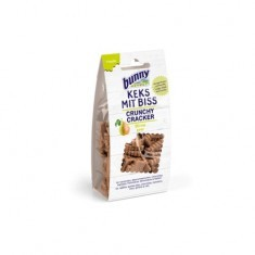Bunny Crunchy Cracker With Pears 50g