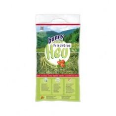Bunny FreshGrass Hay RoseHip 500g