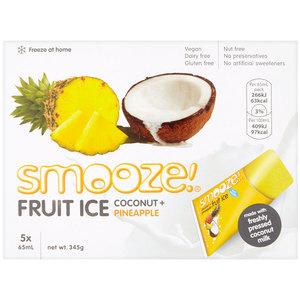 Smooze Fruit Ice Coconut With Pineapple 325ml